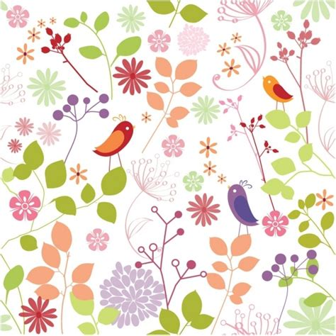 pattern flowers illustrator floral pattern free vector in adobe illustrator ai ai