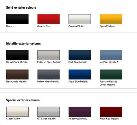 Pliko Creative Clasic Orange Green Blue porsche interior colors photos rbservis