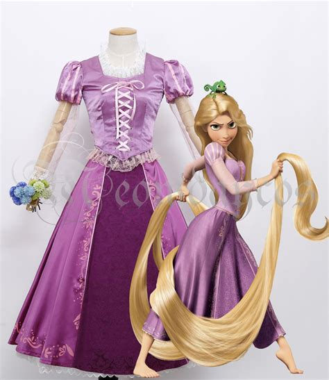 princess rapunzel dress tangled custom made 2016