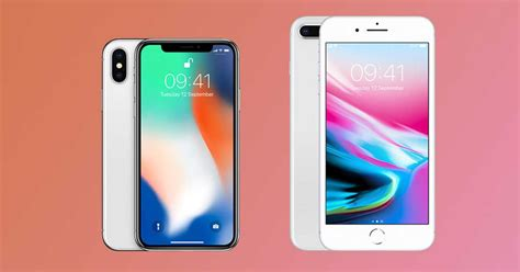 191 qu 233 diferencia al iphone x iphone 8 plus