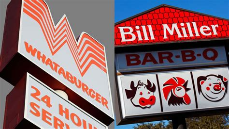 Bill Miller Gift Card - whataburger and bill miller bar b q are giving 10 gift cards