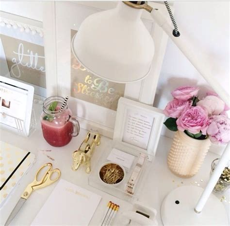 best 25 feminine office decor ideas on
