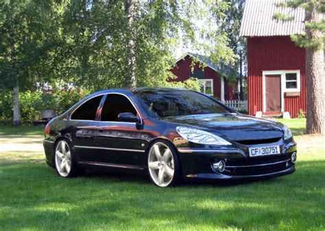 peugeot 607 coupe coup 233 peugeot 607 part 2 par wildu