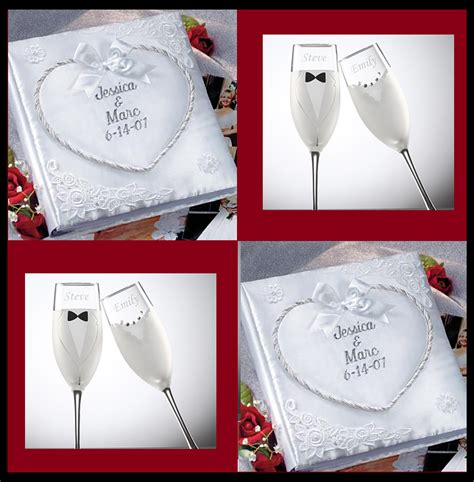 Wedding Decor: Personalized Wedding Gifts