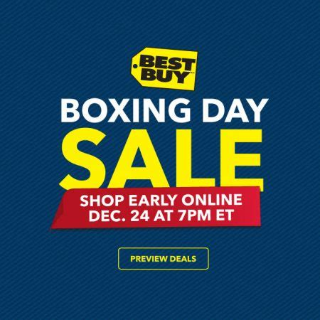 s day best buy best buy boxing day sale starts early dec 24 at
