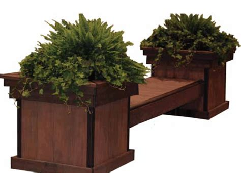 Trex Planter Box by Composite Deck Contractor In Ma Azek Bench Planter
