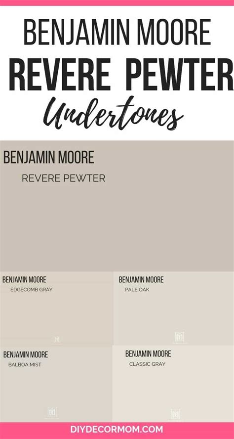 benjamin moore revere pewter is it the right paint color for your home diy decor mom