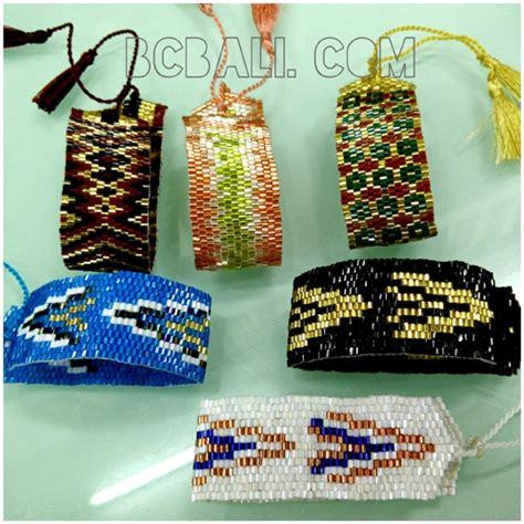Tassel Motif tassel bracelets glass bead design motif tassel
