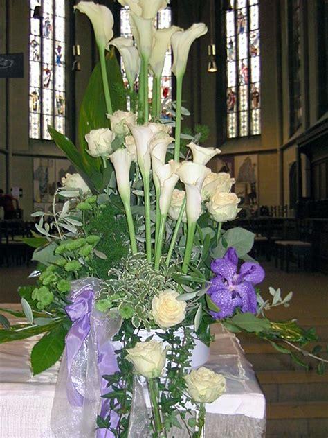 Kirchenschmuck Hochzeit by Hochzeit G 228 Rtnerei Currle