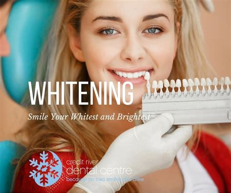 teeth whitening dentist mississauga  credit river