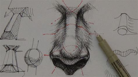 Drawing Techniques by Pen And Ink Drawing Tutorial Drawing Sketch Picture