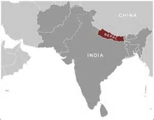 Nepal World Map by Nepal World Map Images