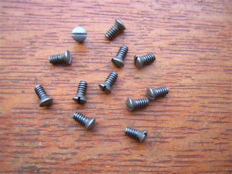 Door Knob Set Screws twelve new steel door knob set screws ebay