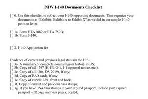 green card application cover letter eb2 niw do it yourself kit