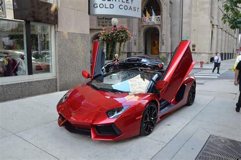 convertible lamborghini red 2014 lamborghini aventador roadster lp 700 4 roadster