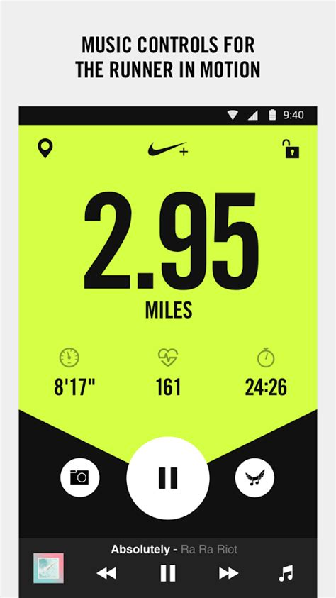 nike running apk nike run club android apps on play