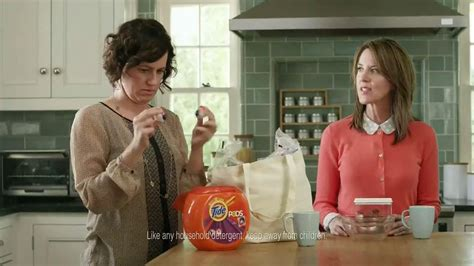 tide commercial actress tide pods tv commercial my way ispot tv