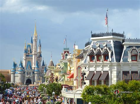 5 best things about usa in walt disney world