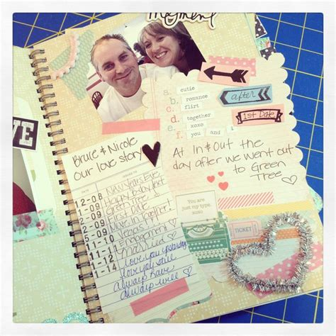 Scrapbook Ideas For Boyfriend For Christmas Dyrevelferdfo