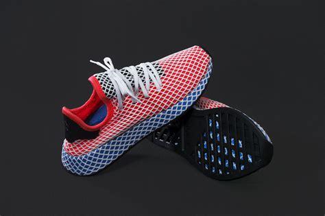 adidas originals unveils the new deerupt shoe surface