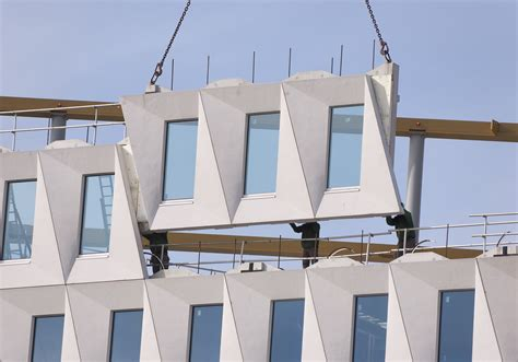prefab construction prefabricated construction saves time and time is money
