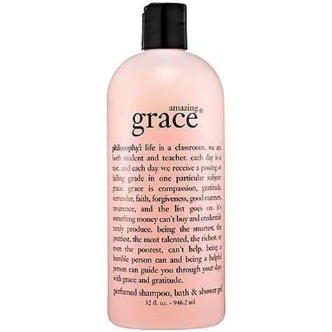 philosophy amazing grace shoo bath shower gel 17 best images about philosophy on products and corn