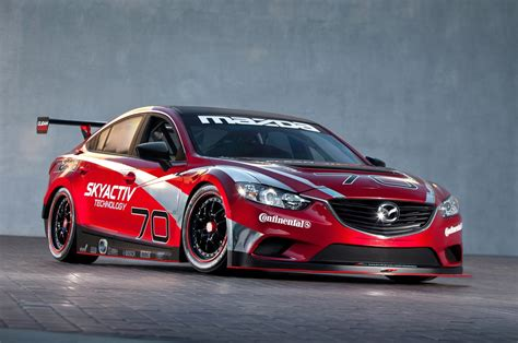 mazda auto cars mazda diesel race car entered in new uscc series wide