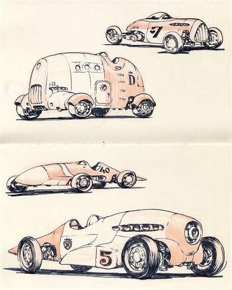 cars characters drawings 17 best images about artists jake parker on pinterest