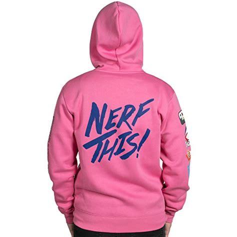 Hoodie Nerf This Dva Lucio Overwatch Brothersapparel 1 jinx overwatch ultimate d va zip up hoodie overwatch merchant