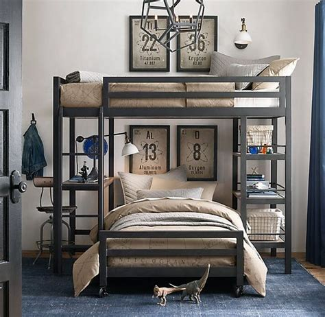 industrial twin bed pinterest the world s catalog of ideas