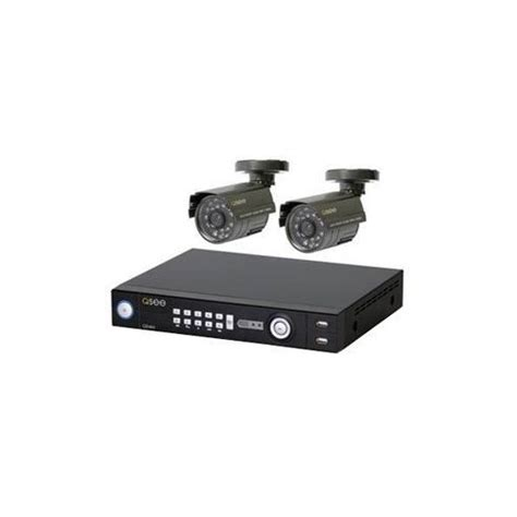 all in one security system 4 channels