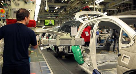 toyota product line is lean manufacturing green manufacturing industry