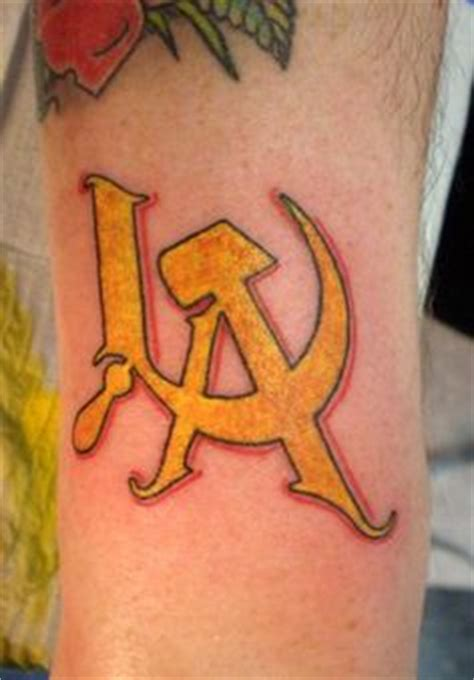 communist tattoo designs los angeles lettering search los angeles