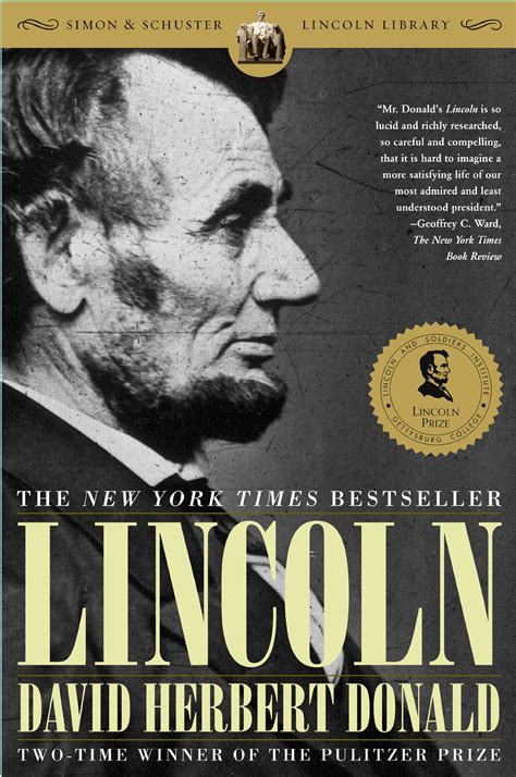 Abraham Lincoln Biography David Herbert Donald | lincoln david herbert donald 9780684825359 amazon com