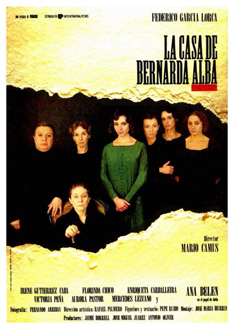 the house of bernarda alba the house of bernarda alba 1987 filmaffinity