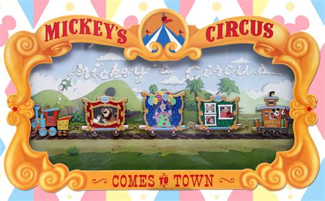Disney Circus mickey s circus trading event coming to epcot in september