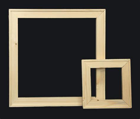 cornici per tele finest telai per tele ste gallery mm in legno di abete