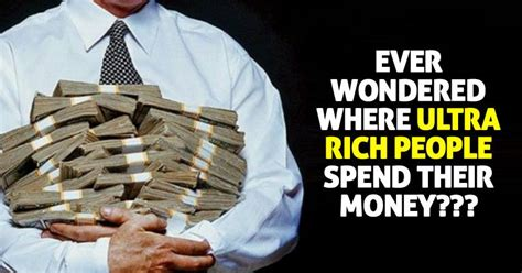 Rich Spend Money by Here S How Ultra Rich Indians Spend Their Money