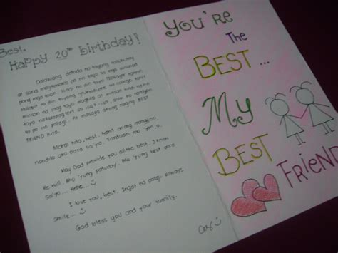 best friend letters letter to a bestfriend scattered