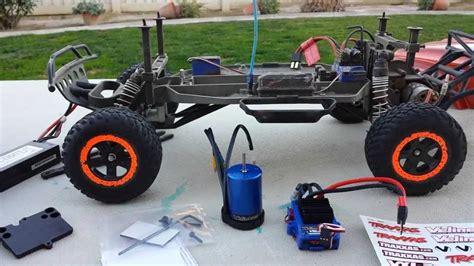 traxxas slash 4x4 motor traxxas slash velineon brushless motor upgrade