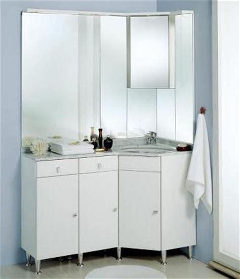 ad bagni mobile bagno ad angolo zara da 57x57 cm con lavabo sottopiano