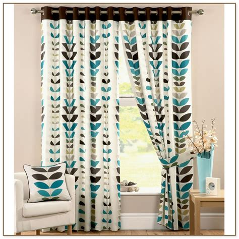 Teal And Brown Curtain Panels Ultra Comfort Lift Chair