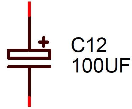 symbol for bipolar capacitor schematic symbol capacitor get free image about wiring diagram