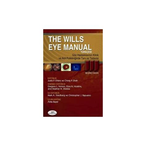 wills eye emergency room the wills eye manual office and emergency room diagnosis and treatment of eye disease rhee the wills