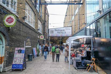 backyard market brick lane mercado brick lane en londres viajeros callejeros