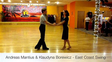 east coast swing lessons cafe bailar lesson east coast swing youtube