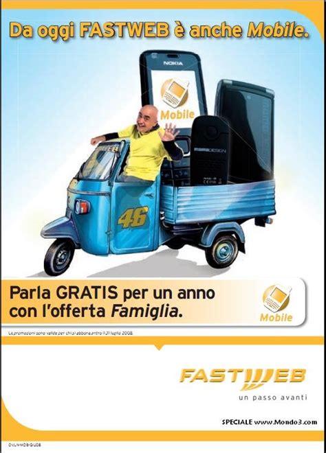 abbonamenti fastweb mobile fastweb mobile ecco le tariffe ufficiali tecnophone it