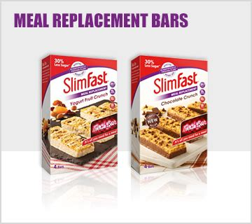 top meal replacement bars slim fast slimming aids chemist direct