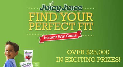 Juicy Juice Sweepstakes - expired sweepstakes sun sweeps