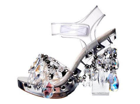 Prada Swarowski prada swarovski heels swarovski austrian